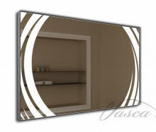 зеркало J-mirror Alba LED 50х80