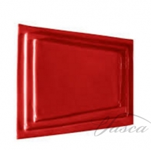 декор Porcelanite DOS Decor 9003 Rojo 3D 20x20